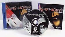Sega Dreamcast - Sword of the Berserk Guts Rage + Anleitung + OVP