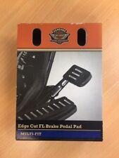 Genuine Harley Davidson edge cut FL brake pedal pad multi fit 41449-10 LARGE