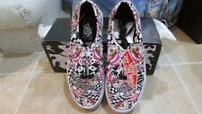 Disney New Alice In Wonderland Cheshire Cat Size 7.5 Womans Sneakers Limited