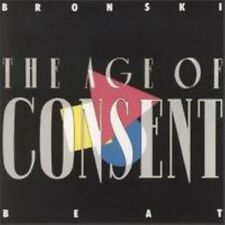 Bronski Beat Age Of Consent Lp