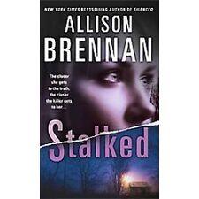 Stalked (Lucy Kincaid Novels) Brennan, Allison Mass Market Paperback