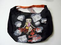 Betty Boop Sealed Kiss Travel Bag Diaper Baby Tote NEW