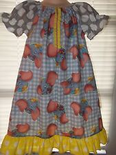 Dumbo  Dress  Sz 2t,3t,4t,5t  Pick your size Ready to ship