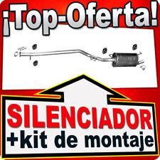 Silenciador Intermedio FORD TOURNEO CONNECT 1.8 tambien BiFuel LPG 2005-2006 ATD