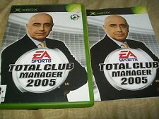 TOTAL CLUB MANAGER 2005 PAL ITALIANO COMPLETO CONTOVENDITA