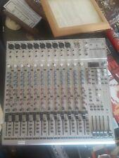 Radio station equipment Behringer mixer Furman power Fostex Cr500 Tascam cda500