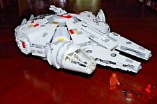 LEGO Star Wars Millenium Falcon Set 7965 w/ 1 Minifigure - Read Description