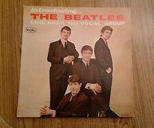 """Introducing The Beatles"" USA original vers 1 mono cover + record ex cond 1964"