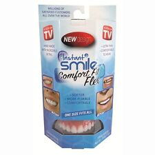 ORIGINAL FLEXIBLE ULTRA THIN PERFECT INSTANT SMILE TEETH veneer cosmetic denture