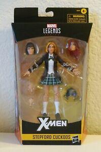 "Marvel Legends X-Men New Mutants Stepford Cuckoos 6"" Walgreens Exclusive"