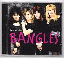 CD / BANGLES - THE BEST OF / 18 TITRES (ALBUM ANNEE 1999)