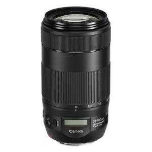 Canon EF 70-300mm f4-5.6 IS II USM Telephoto Lens