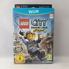 Nintendo Wii U - Lego City Undercover Limited Edition NEW SEALED