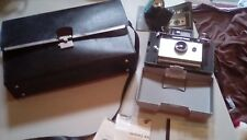 Polaroid Automatic 215 Land Camera with Case