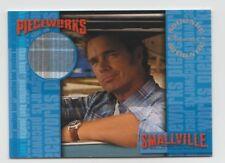 Smallville Costume Trading Card Jonathan Kent #PW6 Season 5