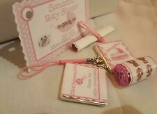 BABY SHOWER & CHRISTENING favour bags Boys & girls x12