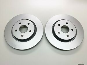 2 x Front Brake Disc for Dodge Durango WD 2011-2018 BBD/WD/002A 350MM