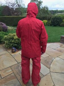Musto Sailing jacket and Henri Lloyd trousers (size M)