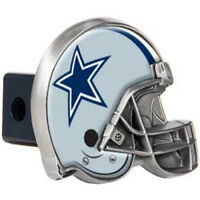 Dallas Cowboys Helmet Hitch Cover NFL Metal Tow Truck Cap Plug