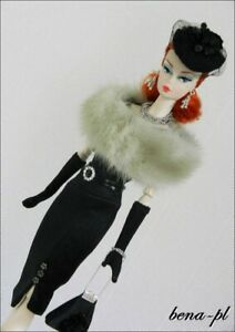 bena-pl Clothes fits Silkstone articulated, poseable body  OOAK  outfit