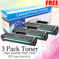 3 PK MLT-D104S D104L Toner cartridge For Samsung 104 ML1661 ML1665 ML1666 ML1667