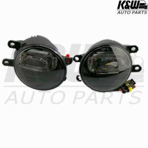 LED Fog Light Kit for Toyota Prado J120 02/03-10/09 2 in 1 W/Wiring&Switch