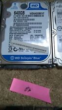 """Disque dur HS 2,5"""" Western Digital WD6400BEVT-22A0RT0 610"""