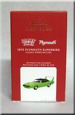 Hallmark 1970 Plymouth Superbird Orn Nib 2020 - 30th in Classic American Cars