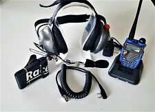 RACE RADIO ADD A CREW COMPLETE W/ UV-5R Blue