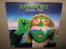 PASSPORT Looking Thru Klaus Doldinger RARE SEALED New Vinyl LP 1974 SD7042 NoCut