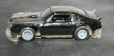 Tyco Curve Hugger Black Pontiac Trans Am  HO Slot Car
