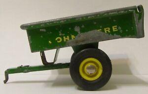Vintage John Deere Model  80 Dumpcart (For Parts or Repair) 1/16 Scale