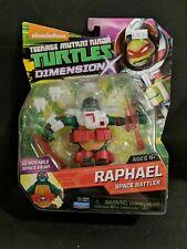 TMNT Teenage Mutant Ninja Turtles Space Battlers Raphael Dimensions X MOC