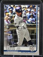 2019 Topps Update 🔥 FERNANDO TATIS JR RD RC 🔥 #US56 San Diego Padres Rookie