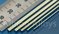 Albion Alloys SBW10 - Square Brass Rod - 4 x 1.0mm x 1.0mm x 305mm Long -1stPost