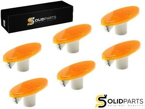 6x S-P Indicator Lamp Side For Renault Master 3/Vauxhall Movano/Nissan