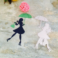 M&C girl cutting dies stencil diy scrapbooking album paper card embossing、Pop