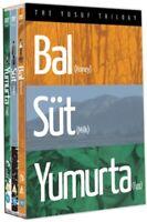 Nuevo The Yusuf Trilogy - Bal / Sut / Yumurta DVD