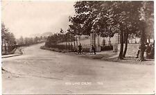 P.C Red Lane Colne Near Nelson Lancashire P U 1918 R P Good Condition