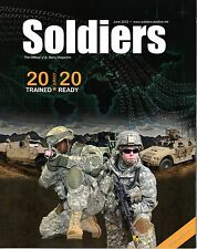 Soldiers Magazine, June 2012; The Official U.S. Army Magazine