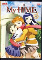 My-Hime, Volume 7 New DVD
