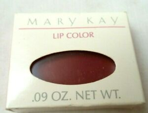 STUNNING VINTAGE ESTATE MARY KAY CRIMSON LIP COLOR NEW IN BOX!!! G6536