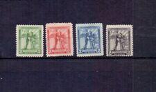 IRELAND 1922 4 x COLOURED LITHOGRAPH DOLLARD ESSAYS - NO GUM