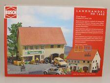 Busch H0 1665 Landhandel NEU und OVP
