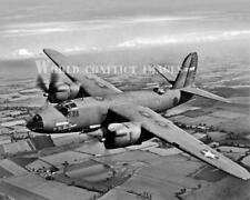 USAAF WW2 Douglas A-26A A Kay Pea's Dream in Flight 8x10 Photo 558th BS 387th BG