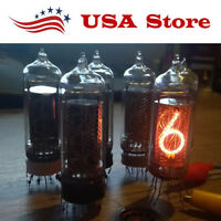 IN-14 *6 pcs* NIXIE TUBES for clock  USSR Used IN14 Tested Working