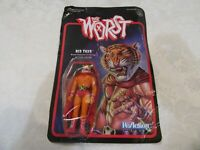 """Super7 ReAction The Worst Red Tiger 3 3/4"""" Action Figure"""