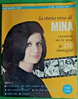 MINA,la vera storia-ALBI BOLERO FILM -N.168 de 1964-RIF.8046