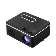 1080P HD Portable LED Projector for Home Cinema Theater System PC Laptop iPhone