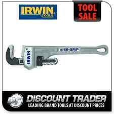 "IRWIN Tools Cast Aluminium Pipe Wrench 250mm 10"" - 2074110"